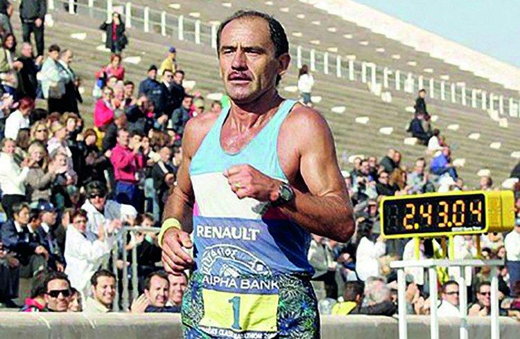 янис курос атлет бег марафон ультрамарафон отвратительные мужики disgusting men