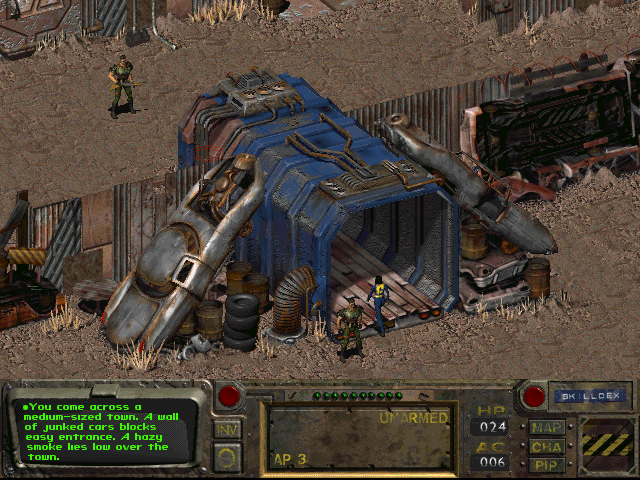 Fallout Original 1997