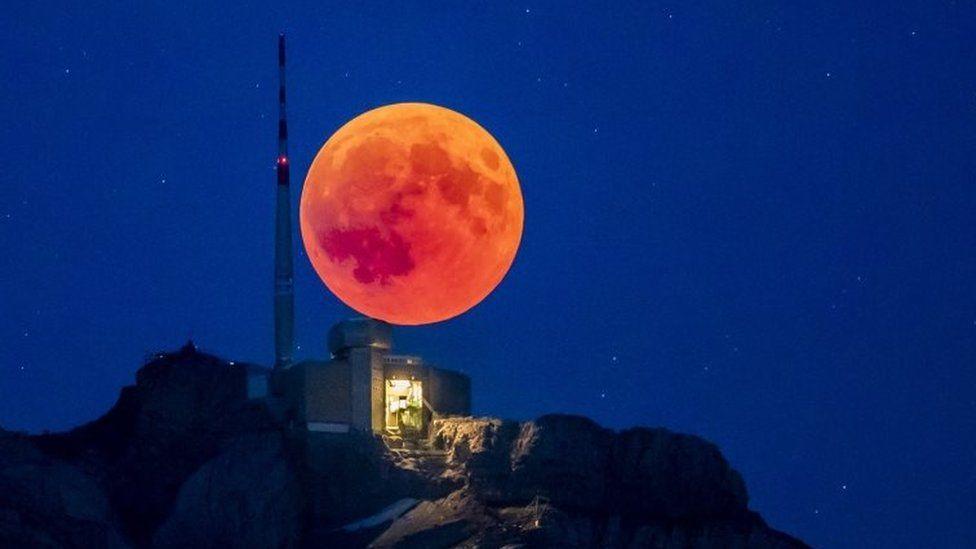 лунное затмение кровавое затмение луны 2018 фото отвратительные мужики disgusting men