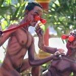 мифы таиланда духи таиланда призраки таиланда отвратительные мужики disgusting men