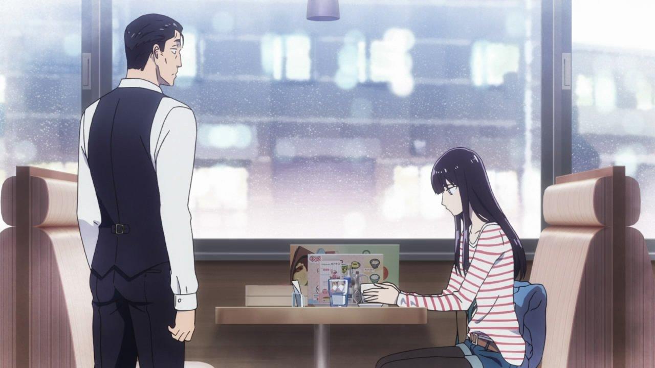 аниме сериалы тайтл отвратительные мужики disgusting men