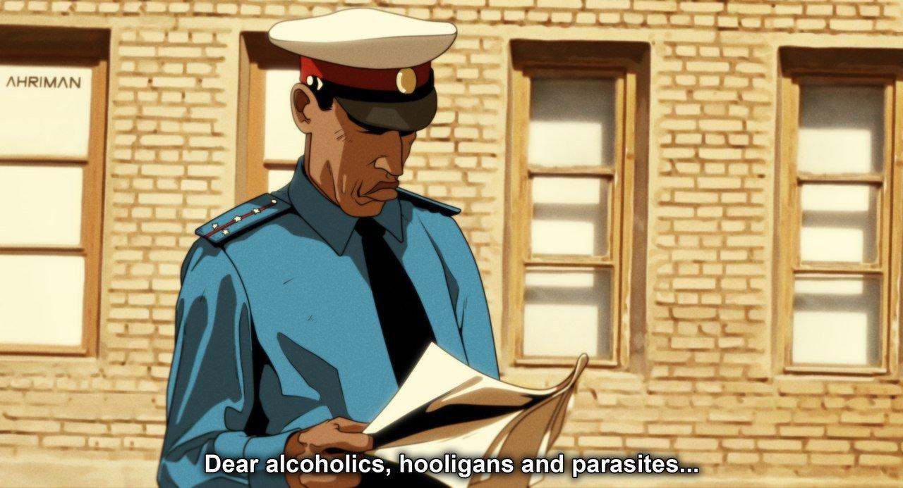 дмитрий грозов Dmitry Grozov Ahriman аниме пародии арты отвратительные мужики disgusting men