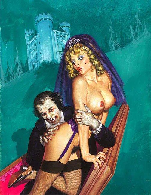хоррор эротика Emanuele Taglietti эммануэль таглиетти отвратительные мужики disgusting men