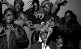 Как выглядели банды Лос-Анджелеса в эпоху своего расцвета
