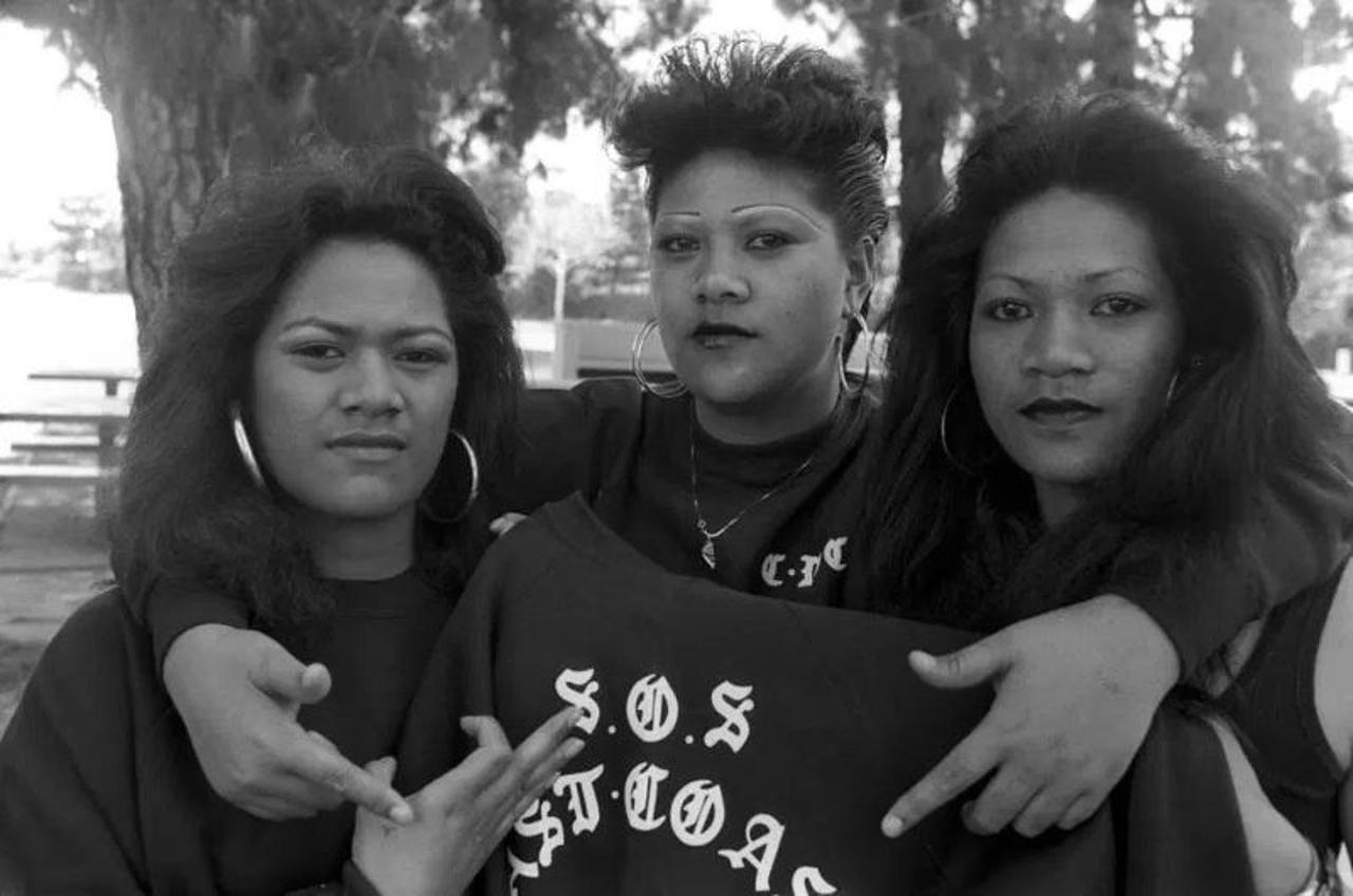 банды лос-анджелеса 80-е 90-е черные банды отвратительные мужики disgusting men