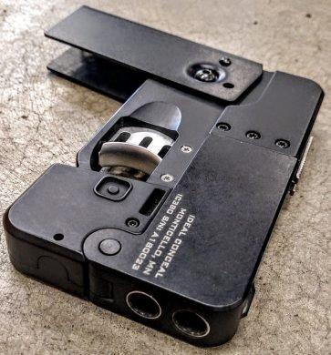 ideal conceal смартфон пистолет в виде смартфона отвратительные мужики disgusting men