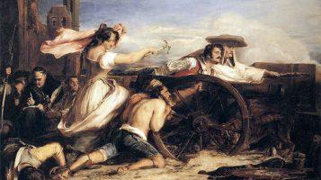 Женские драки на ножах: от Средневековья до наших дней