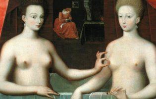 Взлеты и падения женской груди