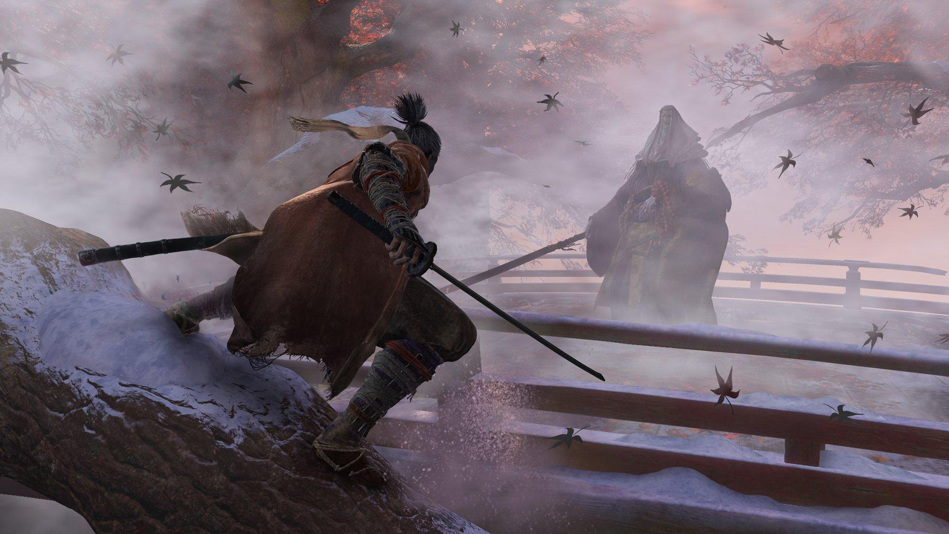 Sekiro Shadows Die Twice Gamescom 2018 Preview