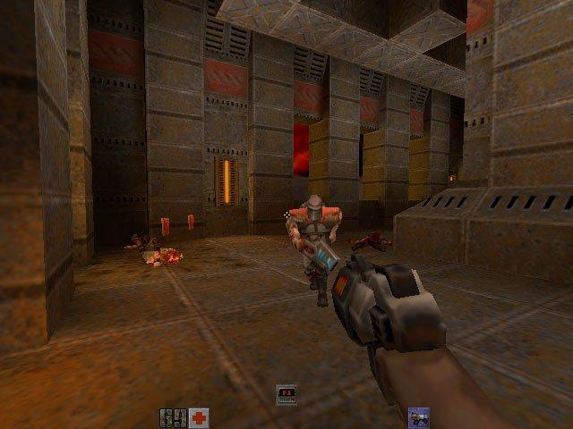 Quake 2 1997 Quake Champions QuakeCon 2018