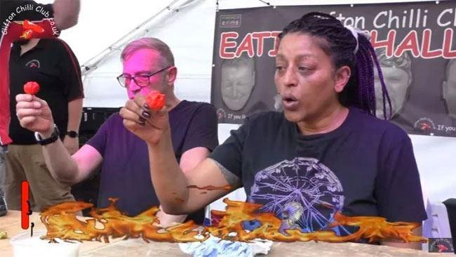 самый острый перец чили острая еда отвратительные мужики disgusting men