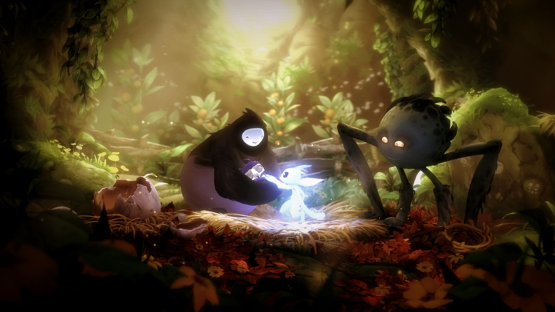 Gamescom 2019 Ori And the Will of the Wisps