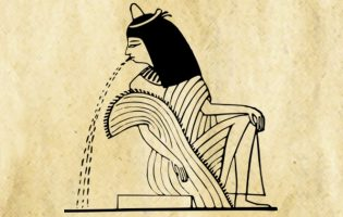 Как тест на беременность проводили в Древнем Египте