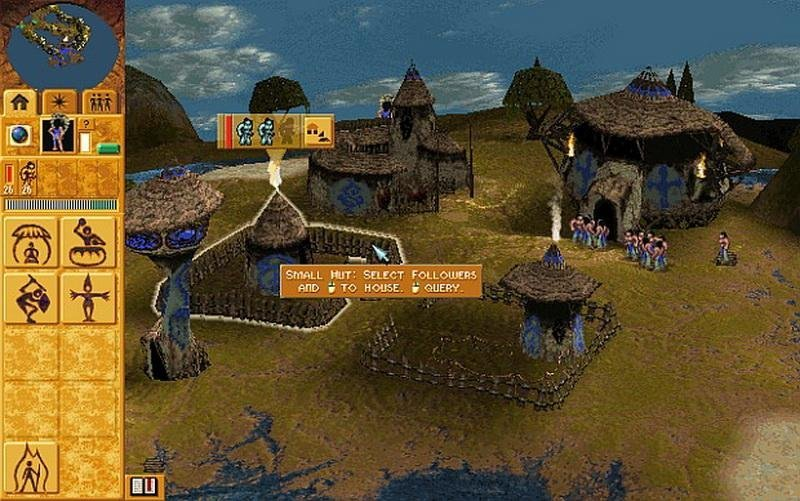 Populous The Beginning GOG