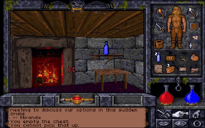 Ultima Underworld GOG распродажа