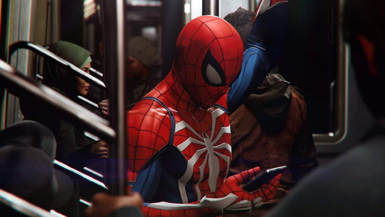 Человек паук Рецензия Обзор Spider Man Playstation 4 Review