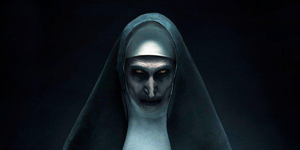 хоррор проклятие монахини рецензия отвратительные мужики disgusting men
