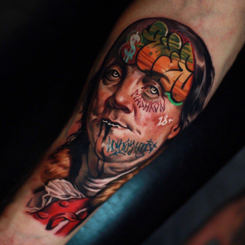 машков арт тату отвратительные мужики disgusting men