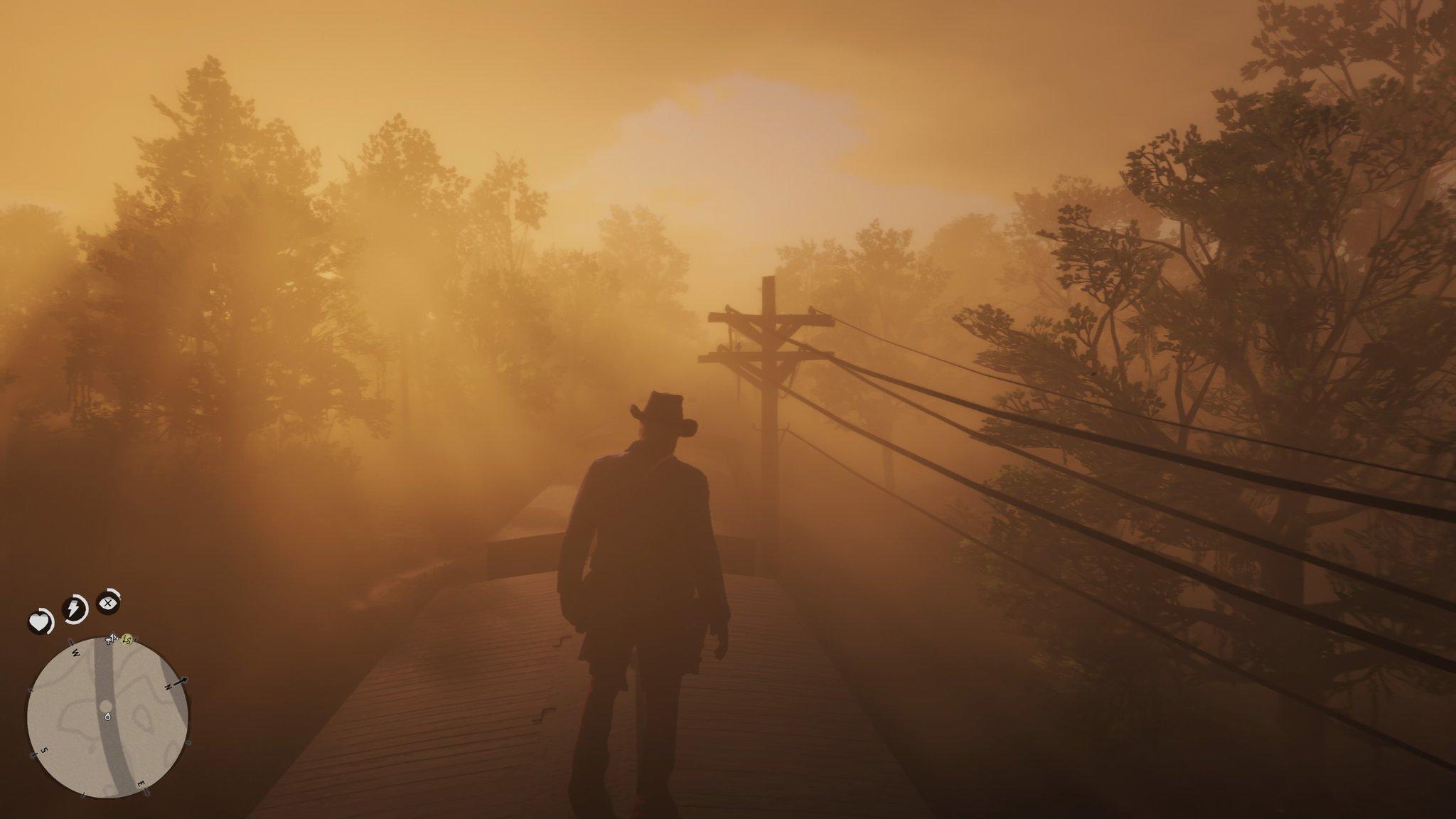 Red Dead Redemption 2 RDR2 Обзор Рецензия Отвратительные мужики