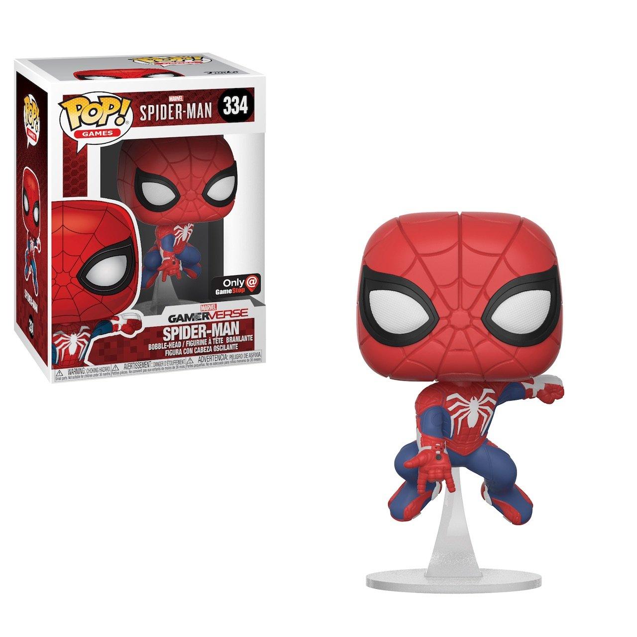 Человек-паук Spider-Man Коллекционная фигурка
