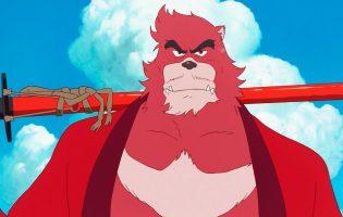 Прекрасное аниме этих выходных: рецензия на мультфильм «Ученик чудовища»