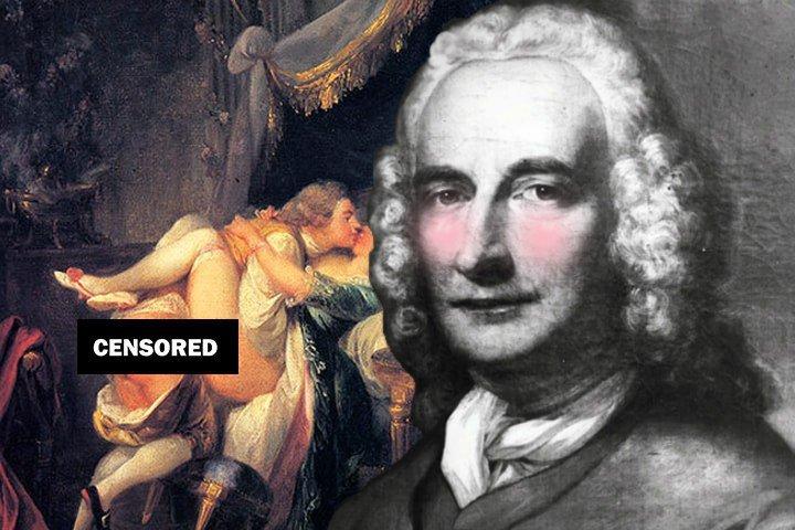 секс в литературе классики о сексе