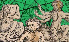Монструозные расы Средневековья