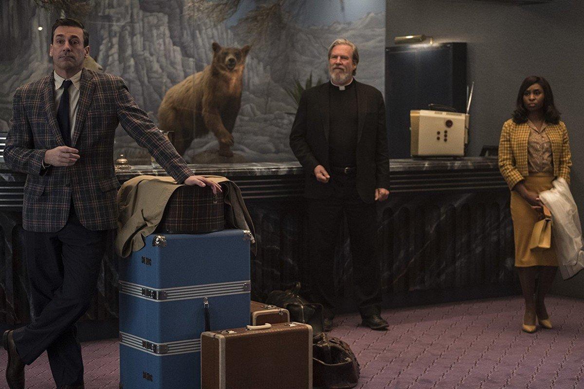 ничего хорошего в отеле эль рояль рецензия кино отвратительные мужики disgusting men