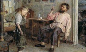 Как объяснить ребенку, почему ты пьешь