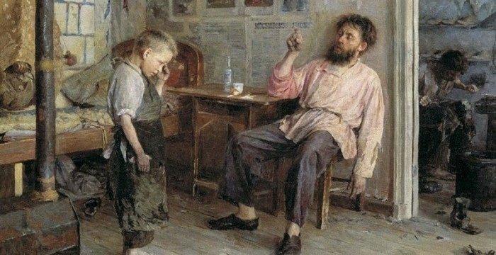Как объяснить ребенку почему ты пьешь
