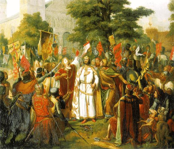 первый крестовый поход история отвратительные мужики disgusting men