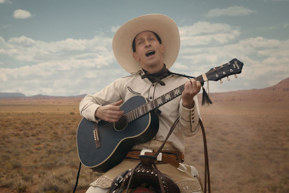 Баллада Бастера Скраггса Коэны The Ballad of Buster Scruggs отвратительные мужики disgusting men