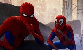 Курс молодого паука. Рецензия на мультфильм «Человек-паук: Через вселенные»