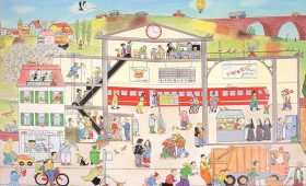 Что читать детям: 6 обязательных отцовских книг