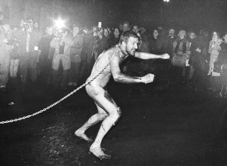 книга недели акционизм баскова отвратительные мужики disgusting men