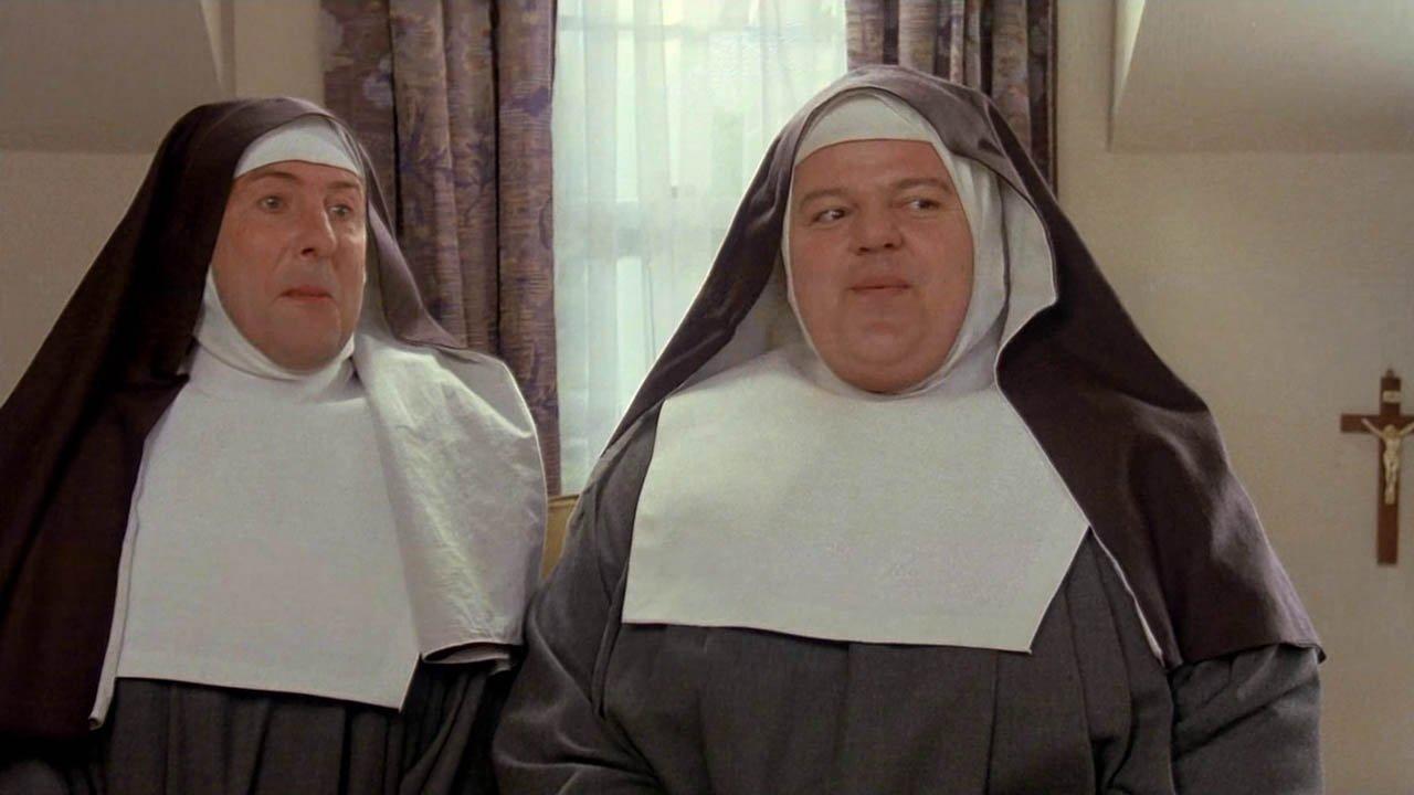 монахини в бегах понедельник начинается с дичи отвратительные мужики disgusting men