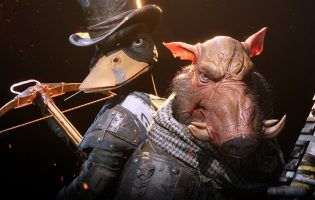 Mutant Year Zero: Road to Eden — хардкорная тактика с хряком и уткой