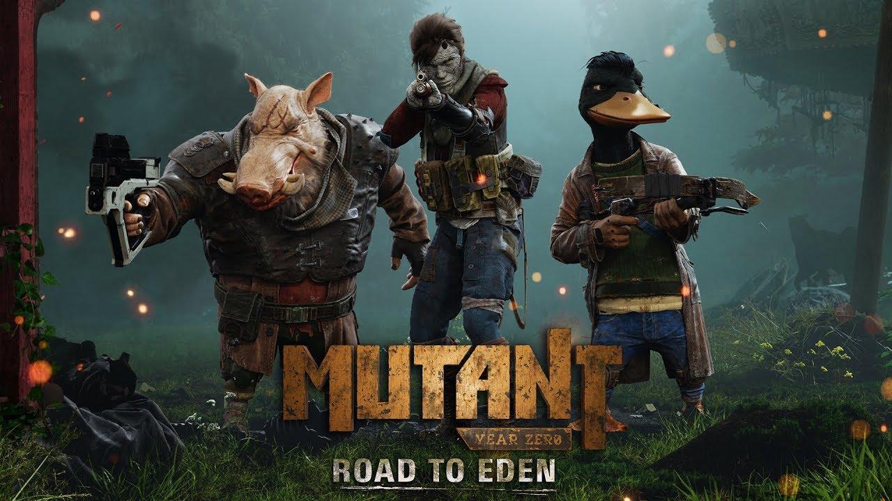 mutant year zero road to eden рецензия игра отвратительные мужики disgusting men