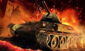 T-34 — самый сексуальный танк Второй мировой
