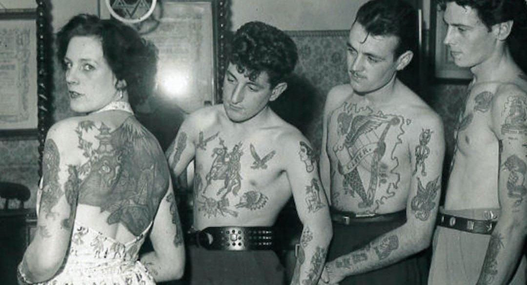 винтажные татуировки олдскул фото татуировок отвратительные мужики disgusting men