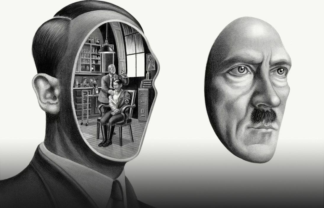нацисты наркотики книга чтение отвратительные мужики disgusting men