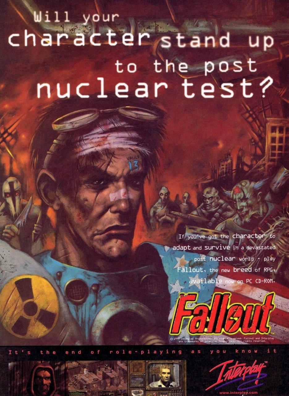 Fallout Disgusting Men Отвратительные мужики
