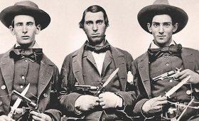 Боуи под ребро: как выглядели дуэли на ножах в США