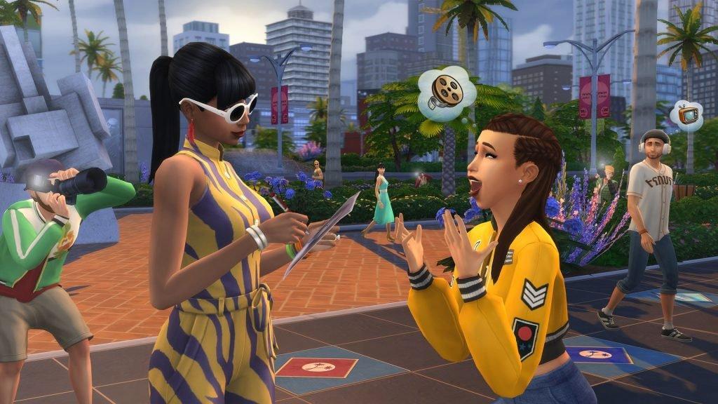 Sims 4 Зуев Загудаев