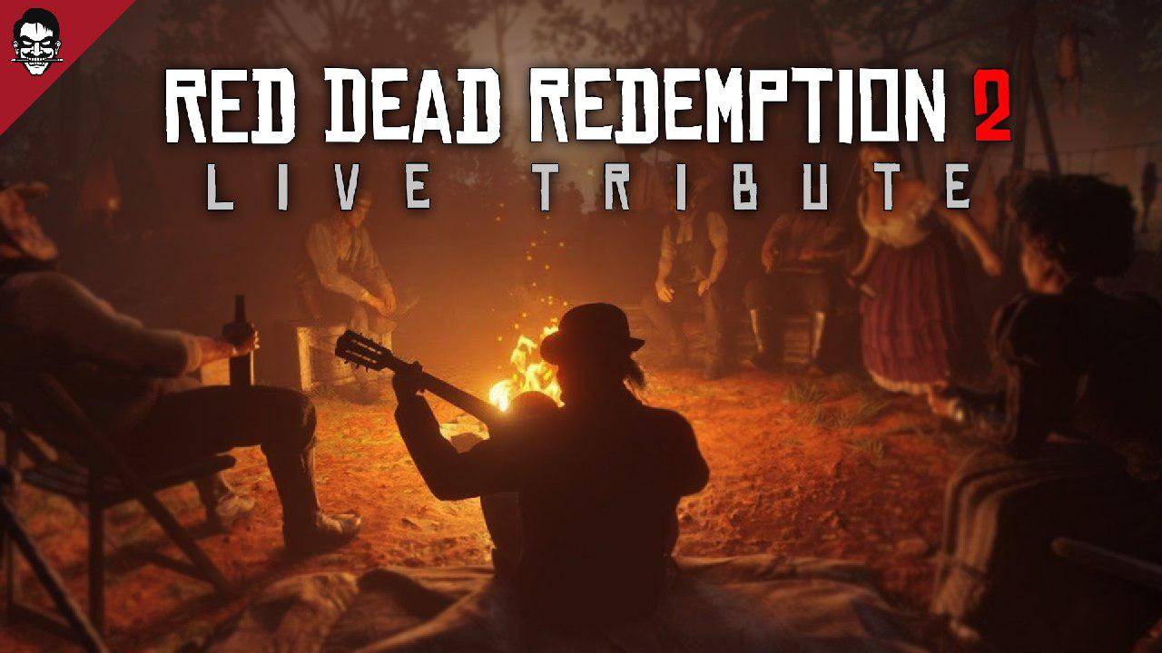 Red Dead Redemption Far Away Live cover