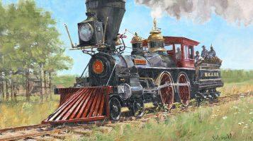 Великая паровозная гонка — «Форсаж» XIX века