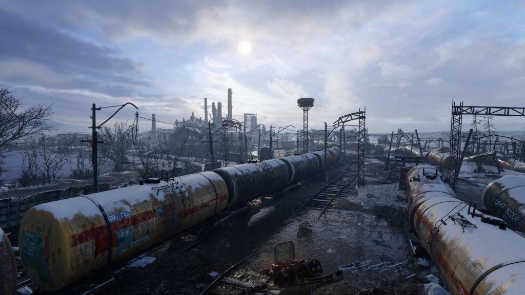 Metro Exodus Review Метро Исход Обзор Рецензия Мнение Оценка