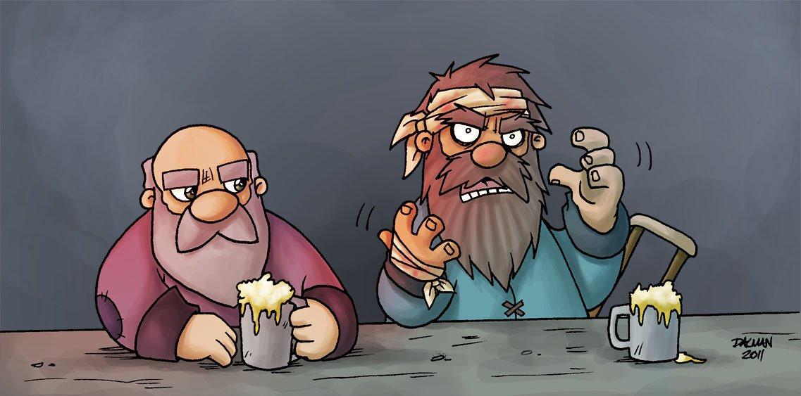 алкоголь в играх тест день бармена отвратительные мужики disgusting men