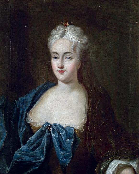 Призрак Анны Констанции фон Козель — первая любовь Карла Танцлера