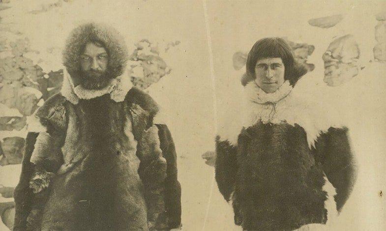 Петер Фрейхен полярник история отвратительные мужики disgusting men